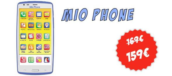Mio Phone Smartphone