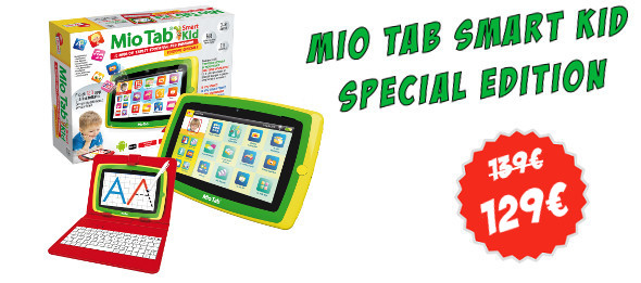 Mio Tab Smart Kid Ed. Speciale