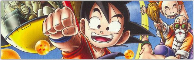 Dragonball giocattoli goku e del cartone animato