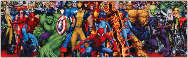 Giocattoli Personaggi Ed Eroi Marvel