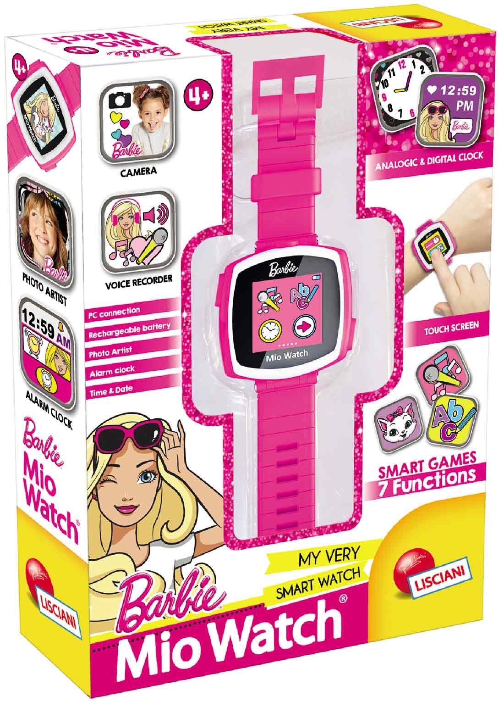 Barbie Mio Watch Orologio Touch Screen - Lisciani Giochi