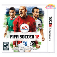 3DS Fifa 2012