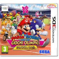 3DS Mario e Sonic Olimpiadi Londra 2012