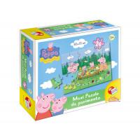 maxi puzzle pavimento peppa pig