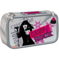 Astuccio Triplo Camp Rock