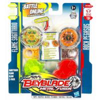 Beyblade battle top faceoff