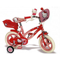 Bicicletta Hello Kitty 12""