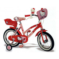 Bicicletta Hello Kitty 14""