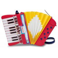 Fisarmonica 17 tasti