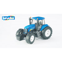 trattore new holland TG285