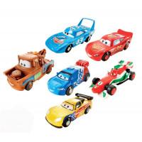 Cars stunt racers