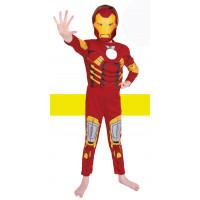 Iron Man muscoli