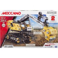 Meccano escavatore
