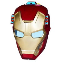 maschera elettronica Iron Man 3