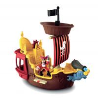 La nave dei pirati jolly roger