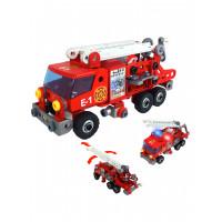Meccano junior camion pompieri