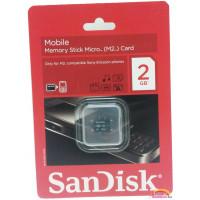 Sandisk Memory Stick micro 2 GB
