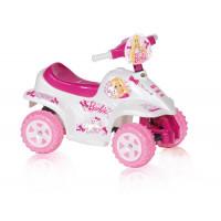 Mini Quad Barbie My Sweet Rose 6v