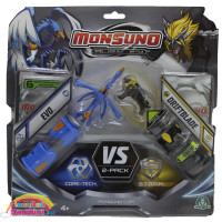 Monsuno Combat Pack 2pz ass.1
