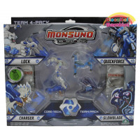 Monsuno Battle Pack 4pz ass.1