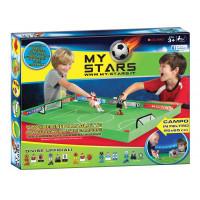 my stars set campo da calcio + giocatori