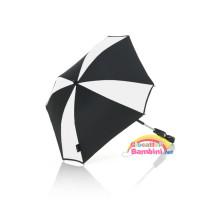 ombrellino white-black
