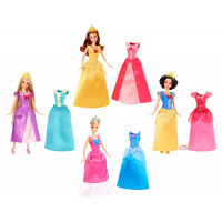 Principesse con abiti favola