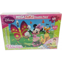 Puzzle Gigante Double Mickey Mouse