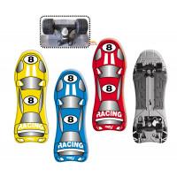 Skateboard Racing car