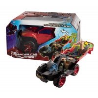 Macchina trasformabile Spiderman 4