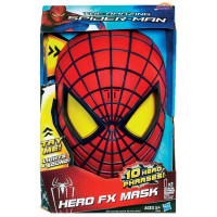 Spiderman maschera elettronica