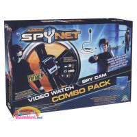 Combo video watch e spy cam