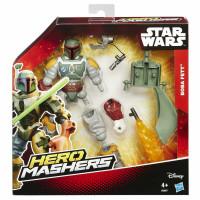 Personaggio Hero Mashers con accessorio