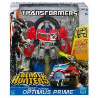 optimus prime beast hunters